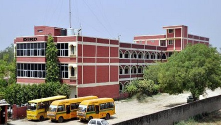Delhi Institute of Rural Development (Holambi Khurd)
