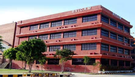 Bharati Vidyapeeth  Institute of Computer Applications and Management